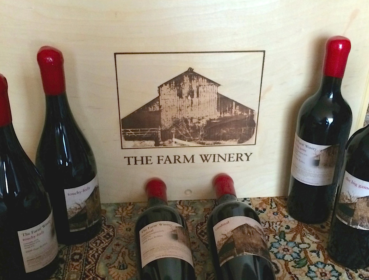The Farm Winery - Special Collections